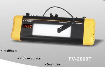 LED Film Viewer for Radiographic X Ray Flaw Detect Densitometer FV-2009T - New