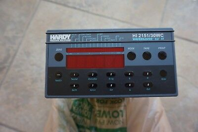 Hardy Instruments Hi2151/20Wc Weight Controller