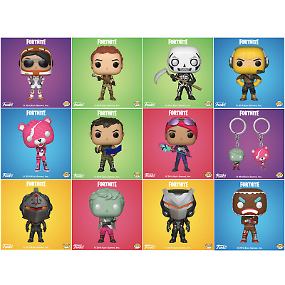 Pop Games : Fortnite Vinyl Figure w/Protector Case 1x -IN STOCK-