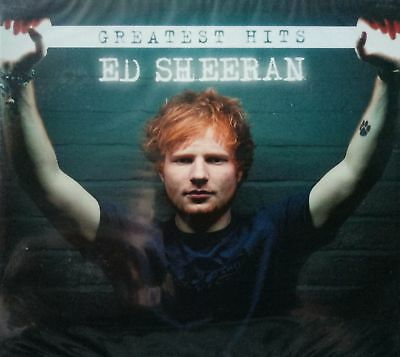 2CD ED SHEERAN Greatest  HITS 2CD Collection [NEW]