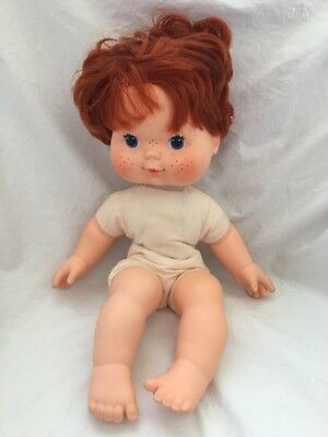 Vintage KENNER Strawberry Shortcake BLOW KISS BABY DOLL