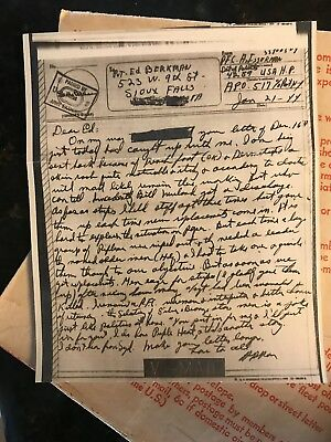 3 Wwii V Mails Surreal Poigant Violent Irronic Content Must Read To Believe