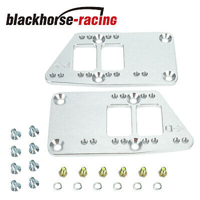 Engine Swap Brackets Chevy 5.7L 350 to LS1 Retro Fit Kit LS Adapter Motor Mount