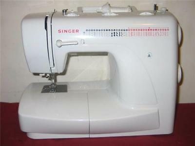 NICE WHITE SEWING MACHINE Free Arm Model 40 With 40 Builtin Beauteous White Heavy Duty Sewing Machine Model 1866
