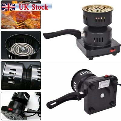 Electric Coal Starter For Hookah Shisha Nargila Heater Stove Charcoal Burner BBQ