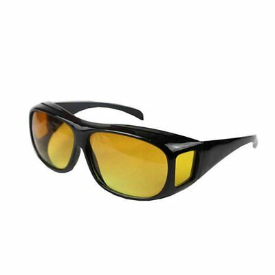 Night Driving Glasses Vision Anti Glare Drivers Polarized UV400 Fit Over HY