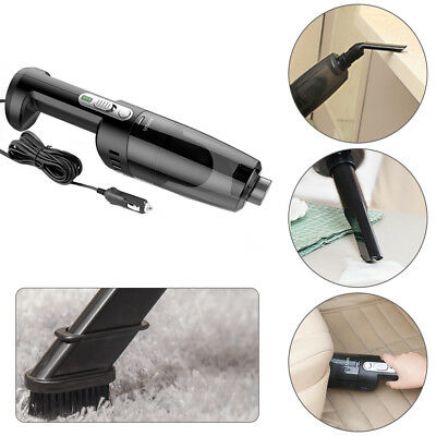Portable Handheld 4000PA Car High Power Vacuum Cleaner Wet & Dry Dual-use