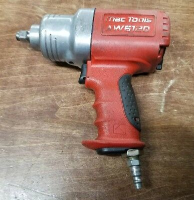 """Mac Tools 1//2/"""" Impact Wrench Gun AW234 AW434 Back Red Yellow Protective Boot"""