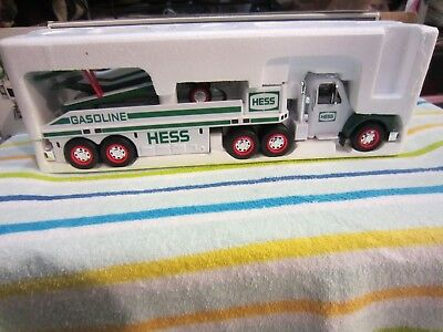 "2002 Hess ""Toy Truck and Airplane"" / New in Original Box"