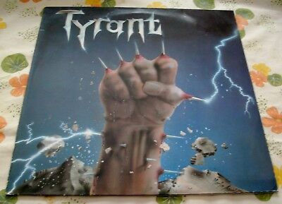 Tyrant - Fight For Your Life, Scratch Records – 941308,1xLP,OIS,German 1th press