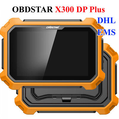 Latest OBDSTAR X300 DP Plus Diagnostic Tools X300 PAD2 C Package Full Version