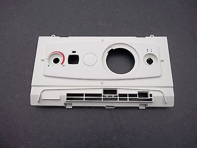 Glowworm 15hxi  lower plastic front panel 801704