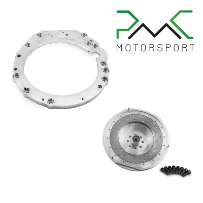 NISSA SR20 DET Conversion Kit Adapter and Flywheel for BMW GS6-53dz M57n SWAP