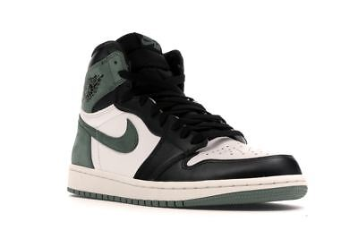 on sale 81291 b6c23 DS 100% AUTHENTIC Air Jordan 1 Retro High 'clay Green' 9.5 (555088-135)  Limited