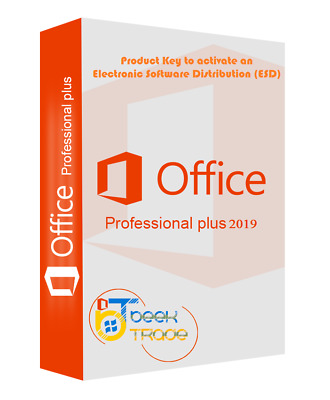 Microsoft Office 2016 Professional Plus MS Office PRO product key per email