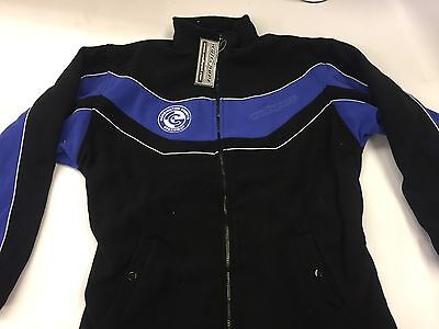 Wulfsport Workington Comets Blue Ride Fleece Zip Jacket