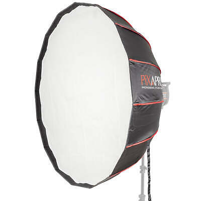 105cm 16-Sided Easy-Open Umbrella Softbox Deep Parabolic Multiblitz P Fit Beauty