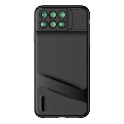 Multiple Dual Lens Options 6-in-1 lens kit For iPhone XS/XS Max XR Case
