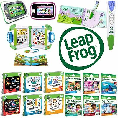 Leapfrog LeapPad LeapStart LeapReader - Devices and Learning Library age 2 - 9
