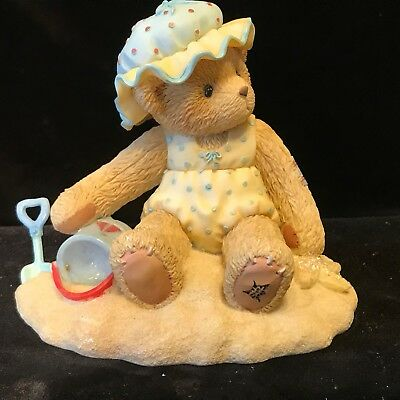 Cherished Teddies Michaela #104681 - There's Always Time For Fun In The Sun