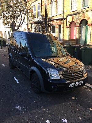 Ford tourneo connect WAV/wheelchair accessible vehicle 2013