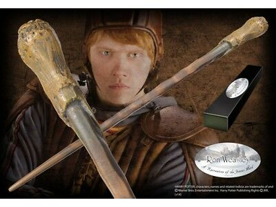 Bacchetta Magica Ron Weasley Harry Potter Character Noble Collection