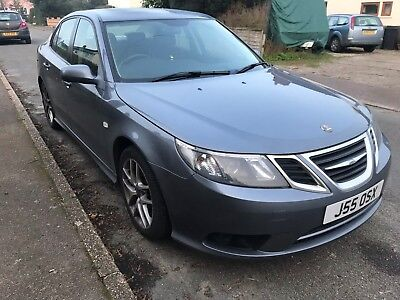Saab 93 (9-3) 1.9 TiD 150 Diesel Automatic in Beautiful Condition, With Extras