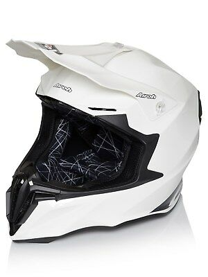 Airoh weiß Twist L Colour MX Helm