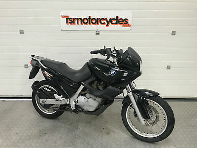 Bmw F 650 1999 (T) Damaged Repairable