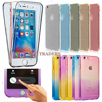 Case for iPhone XR XS Max 6s 7 8 5s Plus Cover Bumper Shock Proof 360 Hard Phone