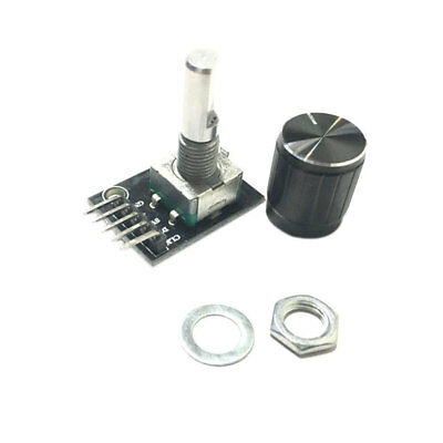 360 Degrees Rotary Encoder Module for Arduino Brick Sensor Switch Board