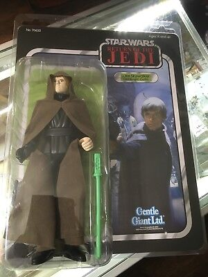 Star Wars Gentle Giant LUKE SKYWALKER JEDI KNIGHT Jumbo Vintage Figure MIP