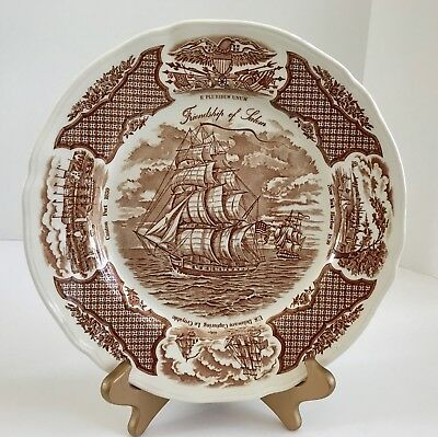 Vintage Fair Winds Historical Scenes of Chinese Export The Friendship of Salem