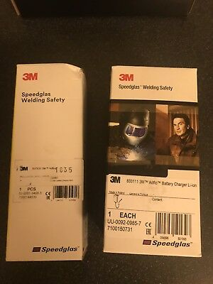 3m adflo battery with charger