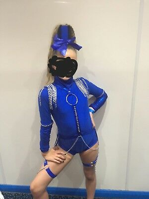 Freestyle U12/14 Inter Costume Fab Condition