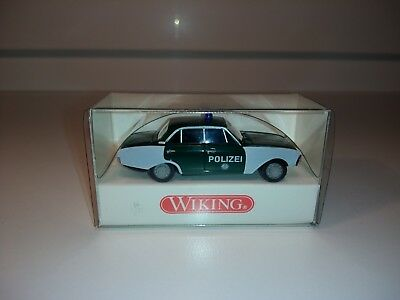 "WIKING Ford 17 M ""Polizei"""