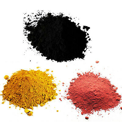 Black Pigment Iron Oxide Powder Glaze Cosmetic Concrete Coloring Wood Aging