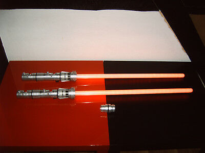 Star Wars Ultimate FX Lightsaber Lichtschwert Darth Maul Adapter 2 Laserscnwert