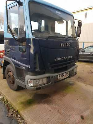 2004 (54) Iveco Eurocargo 7.5 Tonne Chassis Cab 4 Cylinder Paccar + Manual Box