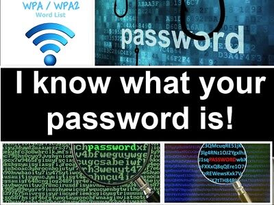 Wordlists For Hacking Wifi 500+ Million Passwords Included 4 Penetration Testing