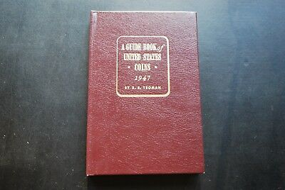 1947 Special Leather Tribute Edition Yeoman Redbook