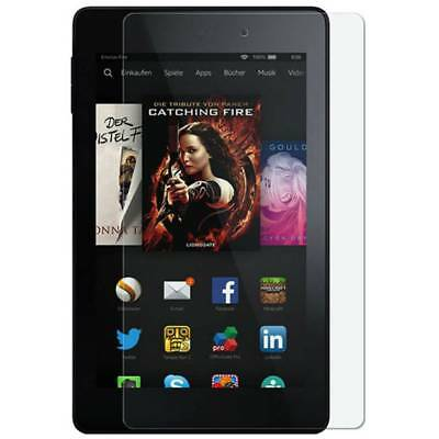 2X INKUZE Clear Screen Protector Guard Shield For Amazon Kindle Fire 10 8 7 6