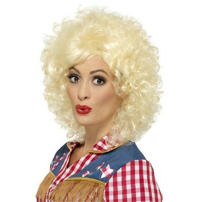 W223 Classic Braids Long Pleated Beer Maid Western Cowgirl Indian Costume Wig