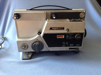 Argus 890Z 8mm Film Projector (Works but selling for Parts, Local Pickup Only)