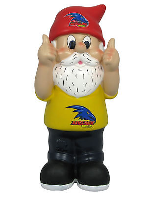 Adelaide Crows AFL Two Thumbs Up Garden Gnome