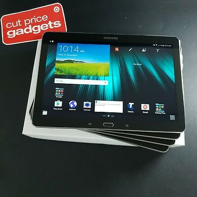 Samsung Galaxy Note 10.1 (2014) SM-P605 16GB WiFi + Cellular Black * AU MODEL *