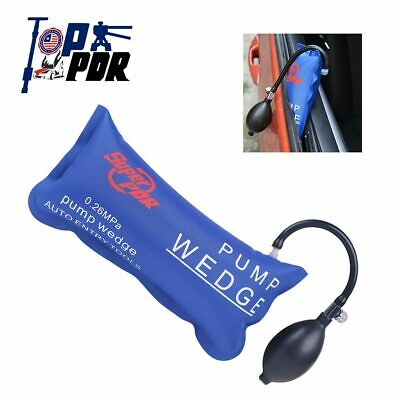 Super PDR Air Pump Wedge Car Auto Hand Tools Inflatable Shim For Car Door Window