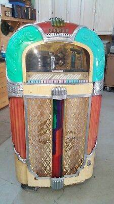 1948 Rock-ola 1428 Jukebox