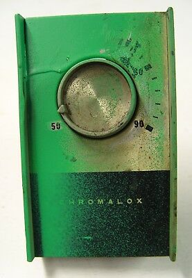 CHROMALOX 22 amp thermostat - high current for heaters - WR75