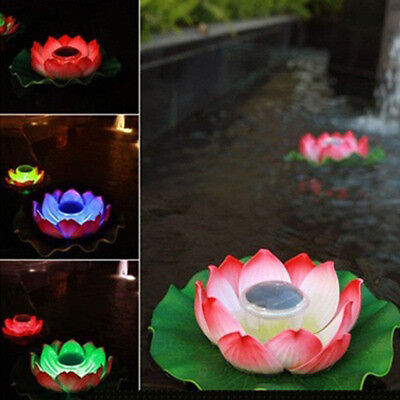 Floating Underwater LED Light Glow Show Swimming Pool Hot Tub Spa Lamp